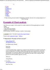 Example of Chart analysis - Vedic AstrologyJyotish Horoscopes | Docsford